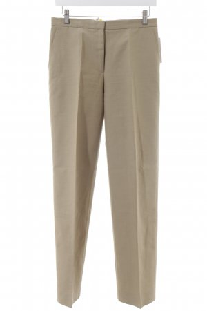 Max Mara Anzughose beige Business-Look
