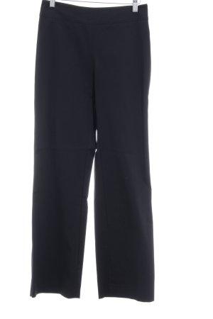 Max Mara Pantalon de costume noir style d'affaires