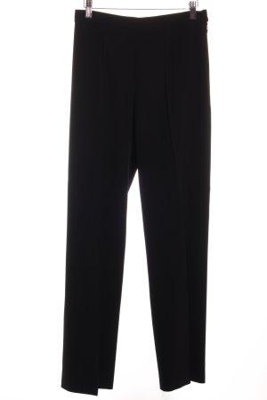 Max Mara Suit Trouser black business style