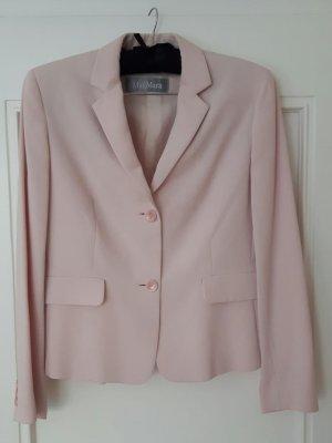 Max Mara Blazer rosa pallido