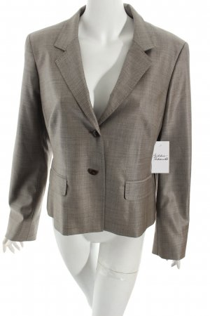 Max Mara Blazer beige Business-Look