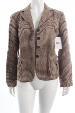 Max Mara Blazer Karomuster Business-Look