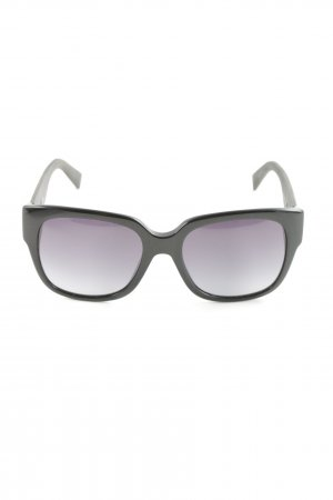 Max Mara Glasses black-brown red elegant