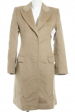 Max Mara Wollmantel camel Business-Look