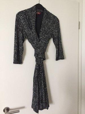 Max Mara Damen Kleid Größe 38/L schwarz Weiß