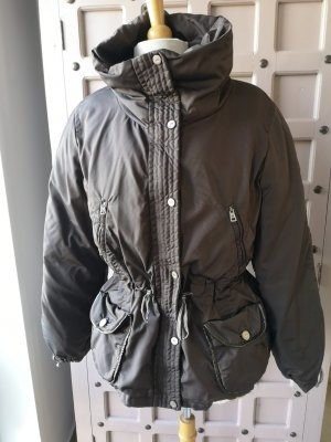 Max Mara Down Jacket dark brown