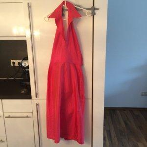 Max Mara Designerkleid in Seide pink