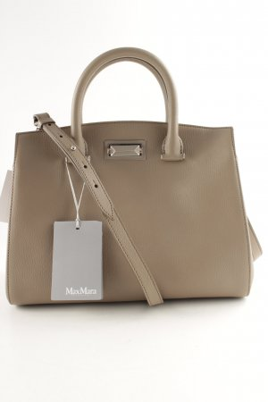 "Max Mara Borsetta ""New Hollywood Tote Dove Grey "" beige"