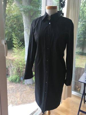 Max Mara Vestido tipo blusón negro