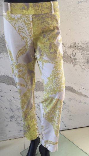 Max Mara Pantalone elasticizzato multicolore