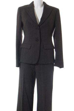 Max Mara Tailleur pantalone bianco-nero stile professionale