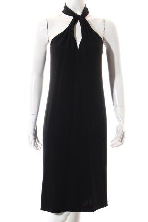 Max Mara Kleid schwarz Elegant