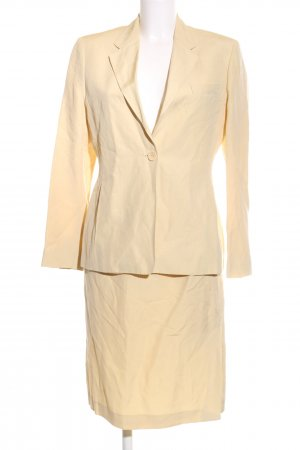 Max Mara Ladies' Suit cream business style