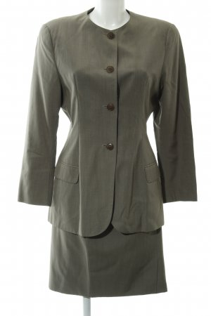Max Mara Ladies' Suit green grey business style