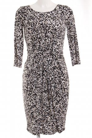Max Mara Langarmkleid Leomuster Animal-Look