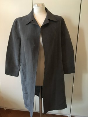 Max Mara Oversized Coat grey-dark grey