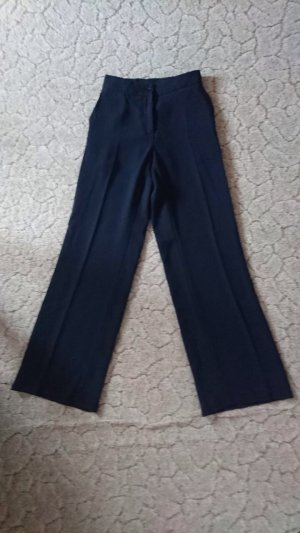 Max Mara Marlene Trousers dark blue