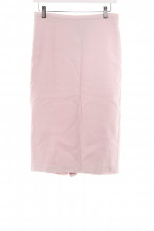 Max Mara Gonna midi rosa antico stile professionale