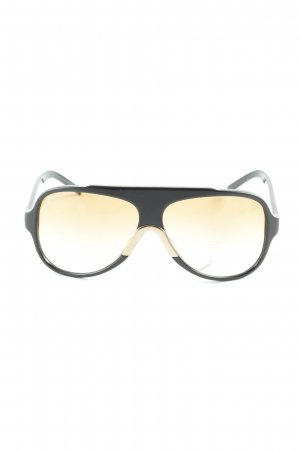 Max Mara Aviator Glasses black elegant