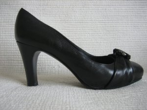 max mara pumps hugh heels neu gr. 38 leder business lassiker