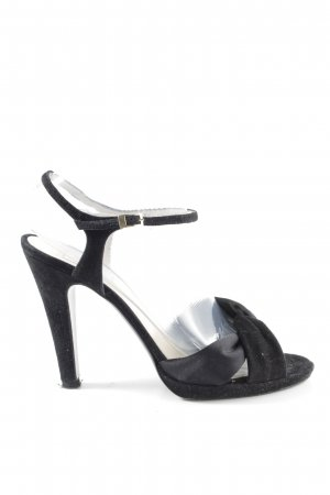 Max Mara Strapped pumps black business style