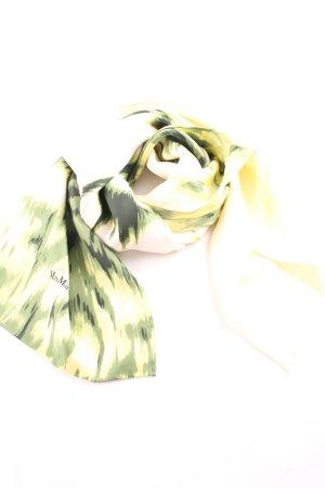 Max Mara Silk Cloth abstract pattern casual look