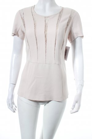 Max Mara Shirt nude Romantik-Look