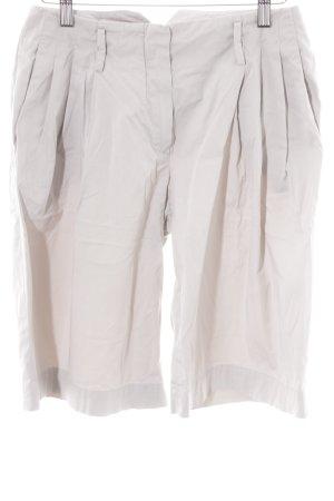 Max Mara Shorts hellgrau Casual-Look