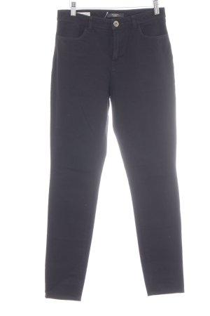 Max Mara Skinny Jeans schwarz Casual-Look