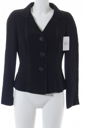 Max Mara Smoking-Blazer schwarz Business-Look
