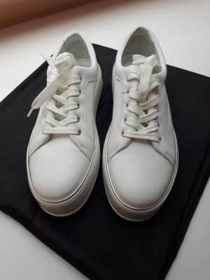 Max Mara Sneaker weißes Leder Gr. 38