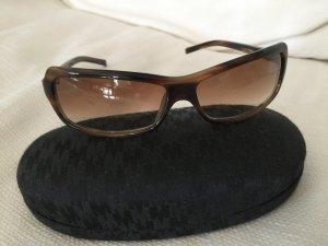 Max Mara Hoekige zonnebril veelkleurig kunststof