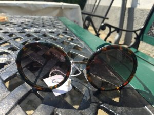 Max Mara Glasses brown-green grey
