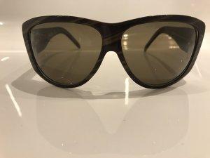 Max Mara Sonnenbrille schwarz/grau/braun meliert