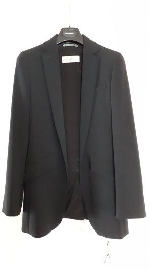 Max Mara Sportmax  längerer Blazer in schwarz