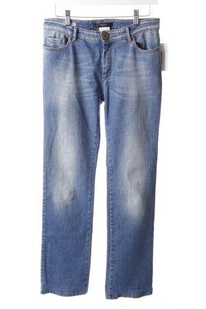 Max Mara Strech Jeans blau