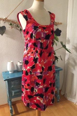 Max Mara tolles Sommer Kleid rot Größe 40