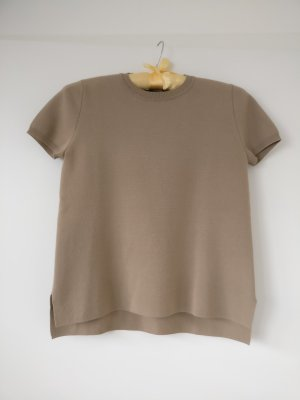 Max Mara A Line Top light brown-beige