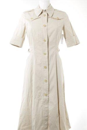 Max Mara Trenchcoat creme Brit-Look