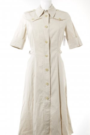 Max Mara Trenchcoat creme Brit-Look