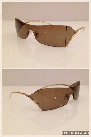Max Mara Vintage Sonnenbrille rahmenlos, wie neu!