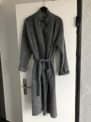 Max Mara WEEKEND NEU grauer Strickmantel/Cardigan