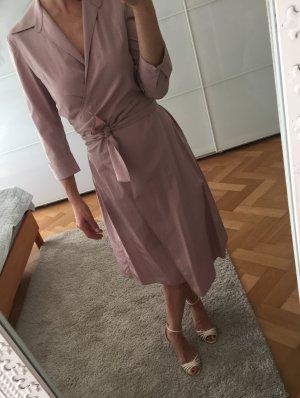 MAX MARA - Wickelkleid aus Seide