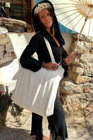 Maxi Beach Bag aus Ibiza