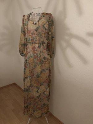 Maxi Floral Kleid