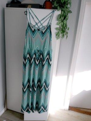 Yessica Maxi-jurk veelkleurig