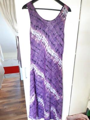 Maxi Kleid Doppelseitig 44
