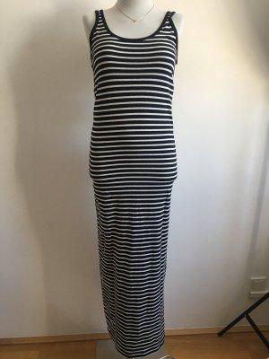 Maxi Kleid gestreift