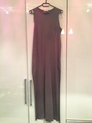 Maxi-Kleid in Khaki von Zara