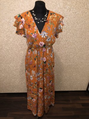 Made in Italy Maxi Dress multicolored